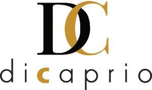 Logo for dicaprio