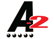 Logo for A2