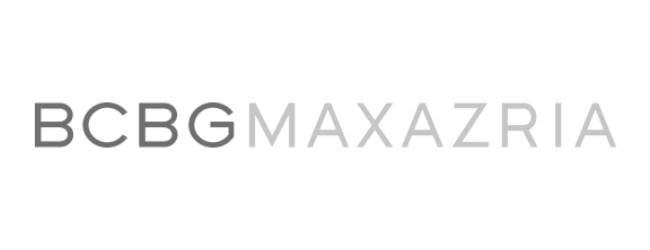 Logo for bcbgmaxazria