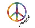 Logo for peace