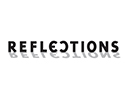 Logo for reflections