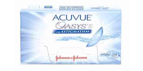 Vistakon - Acuvue Oasys for Astigmatism 6 Pack