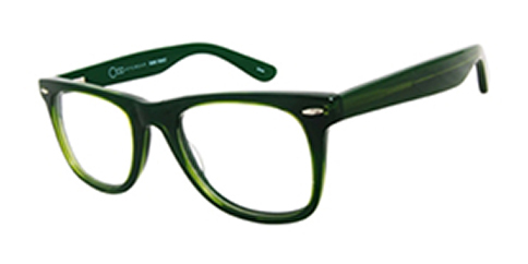 One Ad Infinitum 1-KL4008 - Green