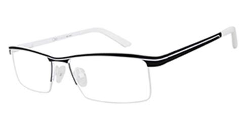 One Ad Infinitum 1-MOD001 - Black-White Stripe