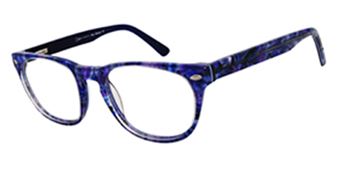 One Ad Infinitum 1-RS2087 - Blue-Purple