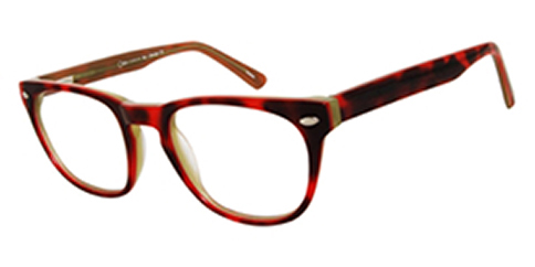 One Ad Infinitum 1-RS2087 - Brown-Red