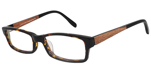 One Ad Infinitum 1-RSWD02 - Demi Tortoise Brown