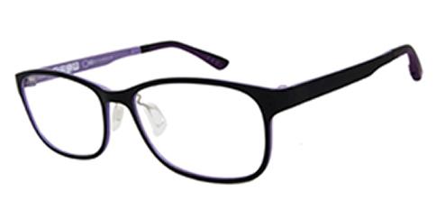 One Ad Infinitum 1-UT2153 - Matte Black-Purple