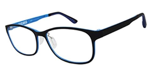 One Ad Infinitum 1-UT2153 - Matte Black-Turquoise
