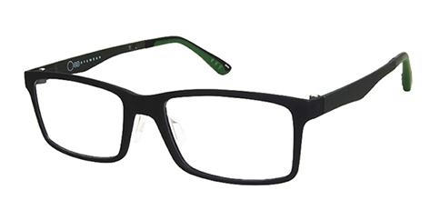 One Ad Infinitum 1-UT2263 - Black-Forest Green