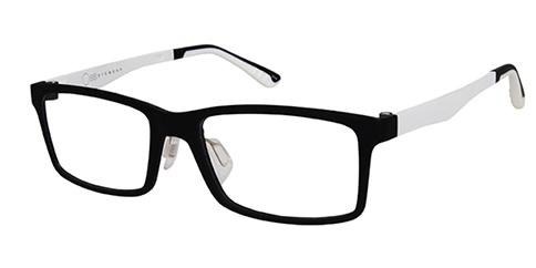 One Ad Infinitum 1-UT2263 - Black-White