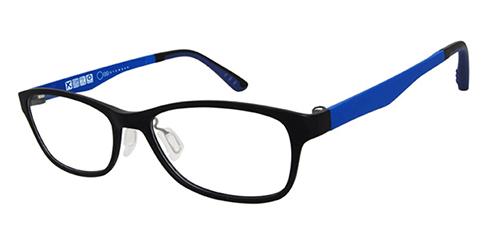 One Ad Infinitum 1-UT2270 - Matte Black-Blue
