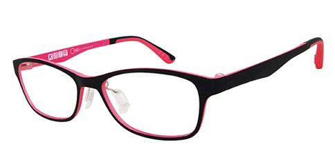 One Ad Infinitum - 1-UT2270 (Matte Black-Pink)