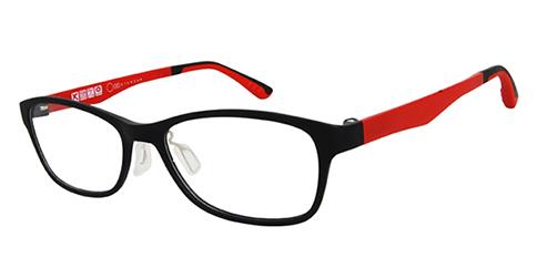 One Ad Infinitum 1-UT2270 - Matte Black-Red