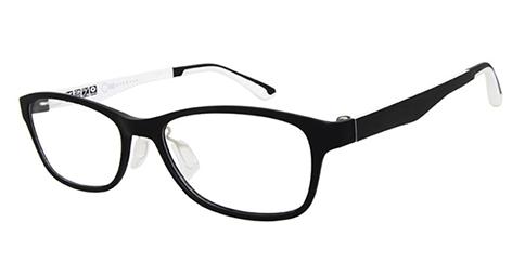 One Ad Infinitum 1-UT2270 - Matte Black-White-Black