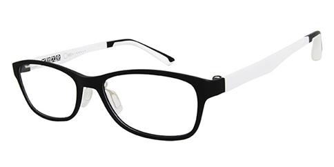 One Ad Infinitum 1-UT2270 - Matte Black-White-White