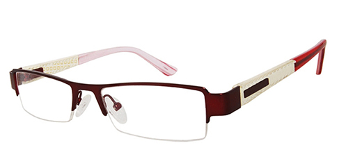 One Ad Infinitum 1-WA0001 - Red-Beige