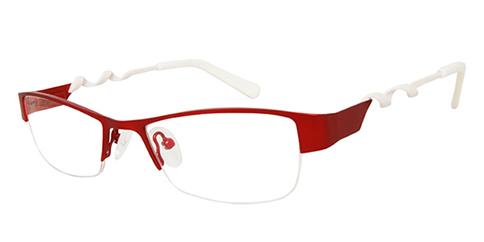 One Ad Infinitum 1-WA6452 - Red-White
