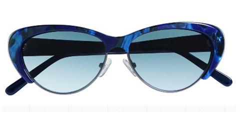BCBGMaxazria Vamp - Blue Multi