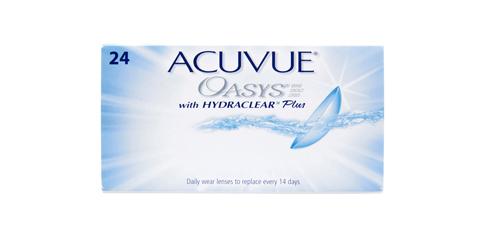 Vistakon - Acuvue Oasys 24 Pack