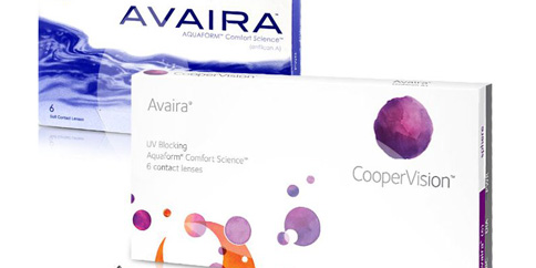 CooperVision - Avaira 6 Pack