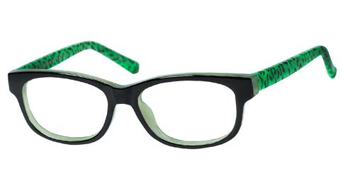 Jelly Bean JB163 - Black/Green