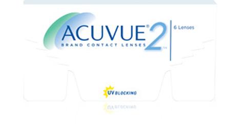 Vistakon Acuvue2 6 Pack