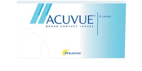 Vistakon - Acuvue 6 Pack