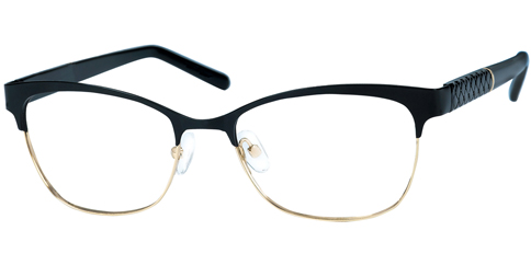 Reflections R773 - Matt Black/Gold