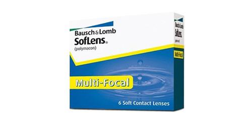 B+L - Valeant - Soflens Multifocal 6 Pack