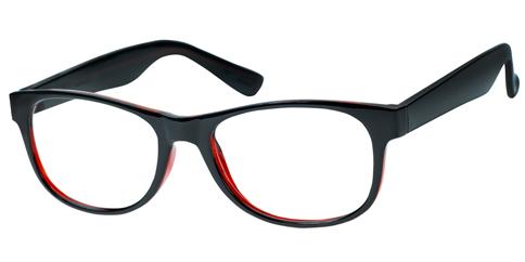 Focus Focus 61 - Black/Red