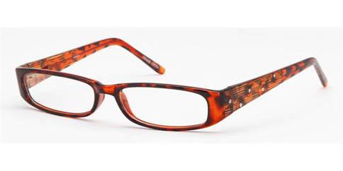 Capri Optics Amber - Tortoise