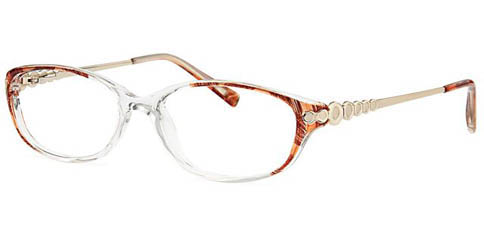 Capri Optics Arlene - Brown