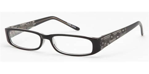 Capri Optics Amber - Black