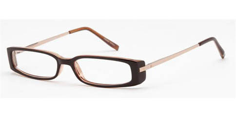 Capri Optics Dakota - Brown