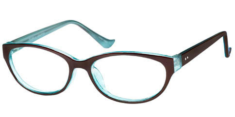 Focus F232 - Brown-Mint