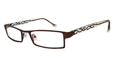 One Ad Infinitum I-JF1001 - Matte Brown