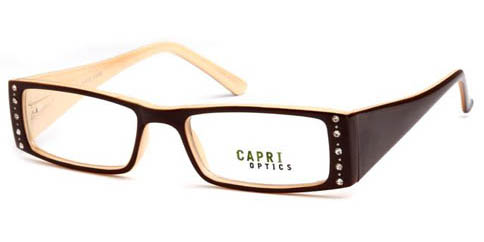 Capri Optics - Joyce (Brown)