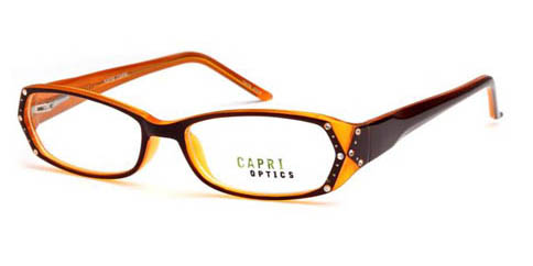 Capri Optics Katie - Brown