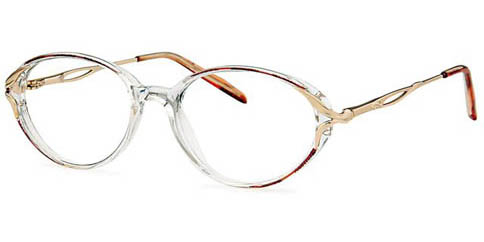 Capri Optics - Kelly (Brown)