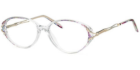 Capri Optics Lacey - Brown
