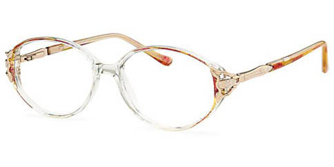 Capri Optics Michelle - Brown