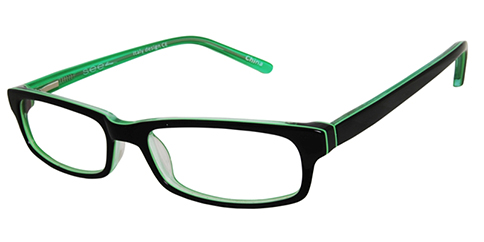 Seeline SLC1001 - Green-Black Temples