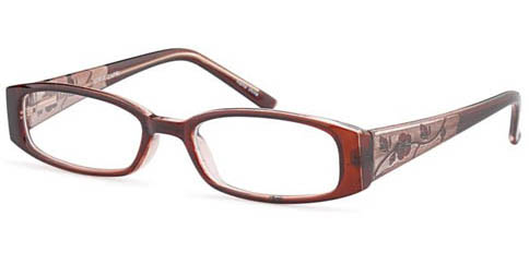 Capri Optics Sofia - Brown