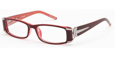 Capri Optics Tiffany - Burgundy