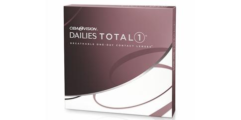 Alcon Ciba - Dailies Total 1 90 Pack