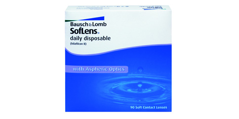 Bausch+Lomb - Soflens Daily 90 Pack