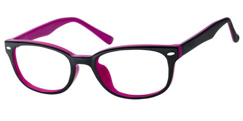 Jelly Bean JB159 - Black Pink