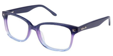 BCBGMaxazria Jacinda - Black Purple Fade
