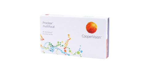 CooperVision - Proclear Multifocal 6 Pack